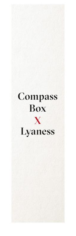 Compass Box x Lyaness