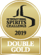 International Spirits Challenge 2019 Double Gold Winner