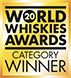 World Whisky Awards 2020 Category Winner
